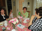 TEA at Elaine's  2014